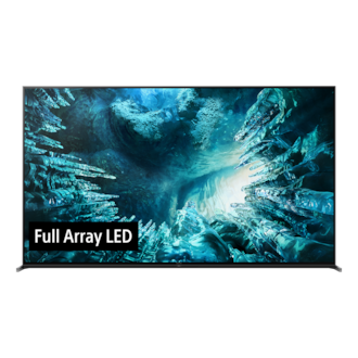 Imagine cu ZH8 | Full Array Led | 8K | Interval dinamic ridicat (HDR) | Televizor inteligent (Android TV)