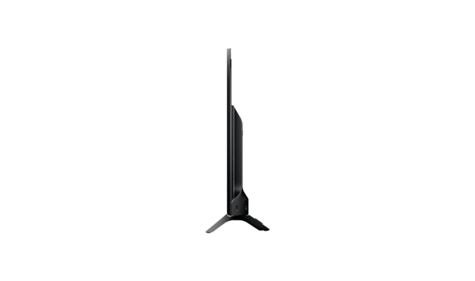 Televizor BRAVIA W66, imagine din lateral