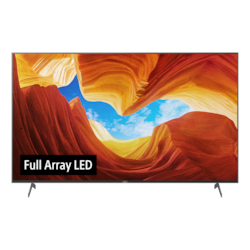 Imagine cu XH90 / XH92 | Full Array LED | Ultra HD 4K | Interval dinamic ridicat (HDR) | Televizor inteligent (Android TV)