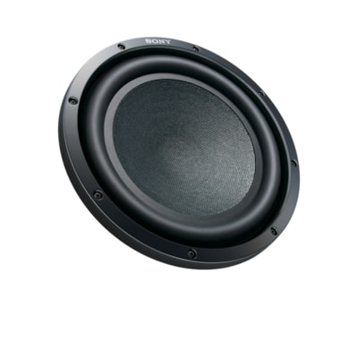 "Imagine cu Subwoofer cu două bobine mobile, de 30 cm (12"")"
