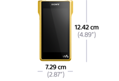 Imagine cu WM1Z Walkman® Signature Series