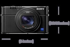 Imagine cu Cameră foto compactă RX100 VII, focalizare automată fără rival