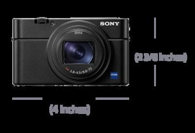 Imagine cu RX100 VI - interval larg de zoom și focalizare automată extrem de rapidă