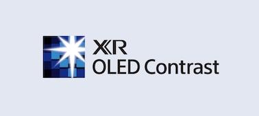 OLED XR contrast logo