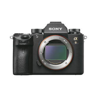 Imagine cu α9 are senzor CMOS full-frame stratificat