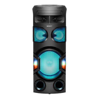 Imagine cu Boxă wireless MHC-V72D cu sunet de bass 360°