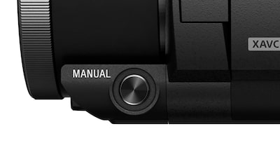 Buton manual — acces facil