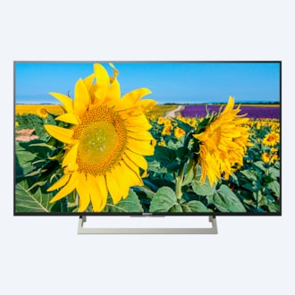 Imagine cu XF80| LED | Ultra HD 4K | Interval dinamic ridicat (HDR) | Televizor inteligent (Android TV)