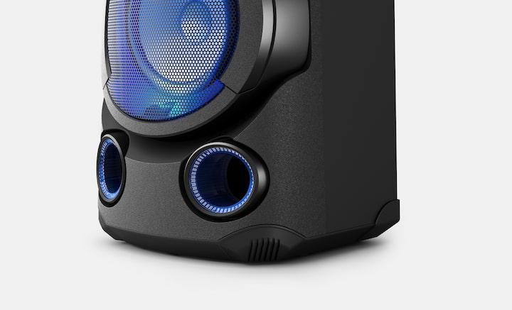 DurabilitateSistem audio High Power, SONY MHC-V13