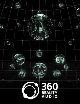 Film de prezentare a conceptului 360 Reality Audio