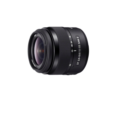 Imagine cu SAM II DT F3,5–5,6 de 18–55 mm