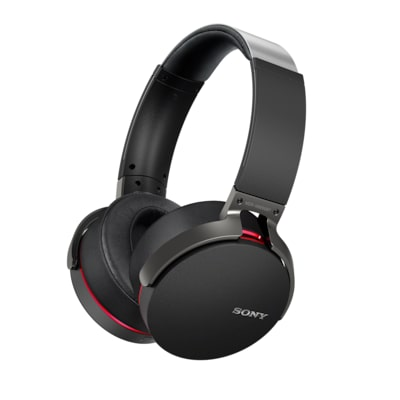 Imagine cu Căști wireless EXTRA BASS™ MDR-XB950BT