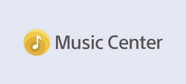 Sigla Sony | Music Center