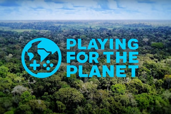 Imagine pentru Playing for the Planet