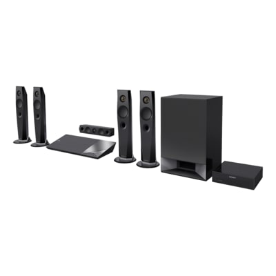 Imagine cu Sistem Home Cinema Blu-ray cu Bluetooth®