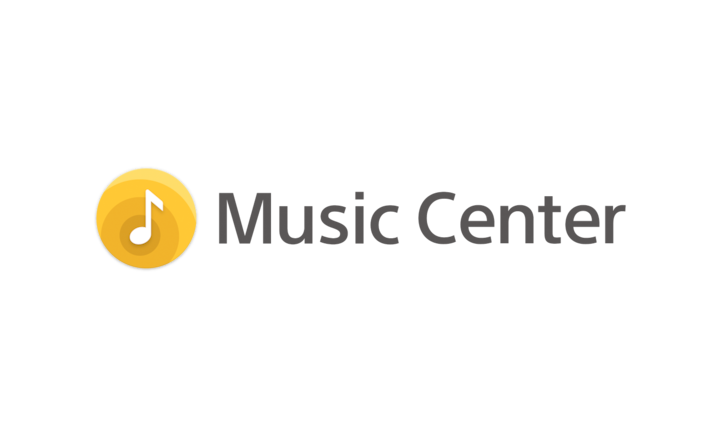 Sigla Sony Music Center.