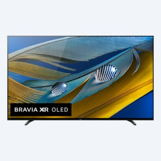 Imagine cu A80J | BRAVIA XR | OLED | Ultra HD 4K | Interval dinamic ridicat (HDR) | Televizor inteligent (Google TV)