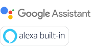 Sigle Google Assistant și Amazon Alexa