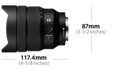 Imagine cu FE 12-24mm F4 G