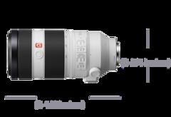 Imagine cu Teleobiectiv cu zoom superior FE 100 - 400 mm G Master