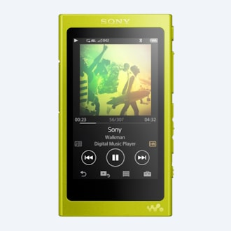 Imagine cu Walkman® A30 din seria A