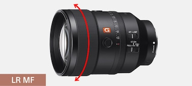 Imagine cu FE 135mm F1.8 GM
