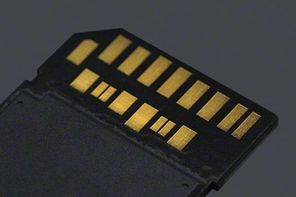 Primul card SD din lume fără caneluri