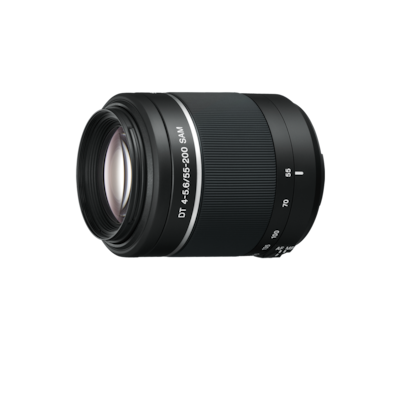Imagine cu DT 55-200 mm F4-5,6 SAM II