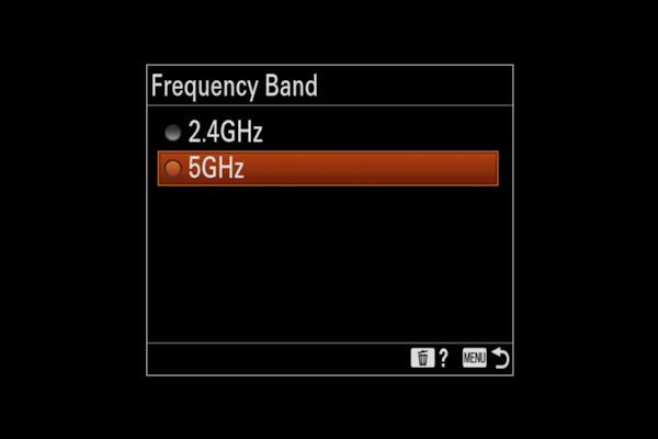 Conectivitate Wi-Fi în banda de 5GHz