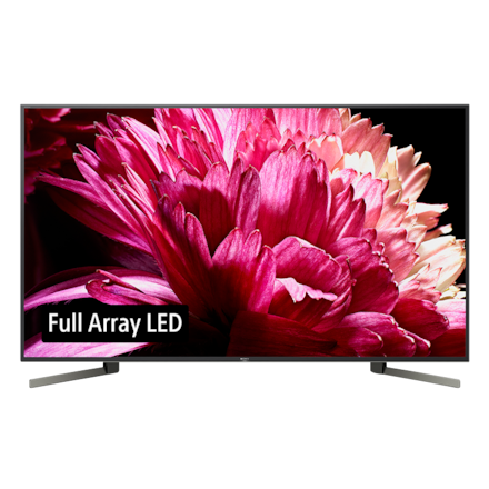 Imagine cu XG95 | Full Array LED | Ultra HD 4K | Interval dinamic ridicat (HDR) | Televizor inteligent (Android TV)