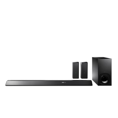 Imagine cu Sistem Home Cinema pe 5.1 canale cu tehnologie Wi-Fi/Bluetooth®