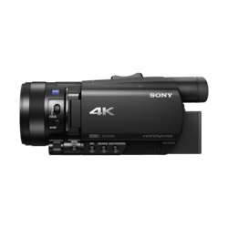 Imagine cu CAMERĂ VIDEO HDR 4K FDR-AX700