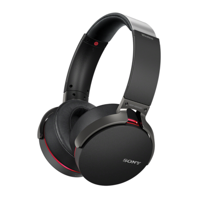 Imagine cu Căști wireless EXTRA BASS™ MDR-XB950B1