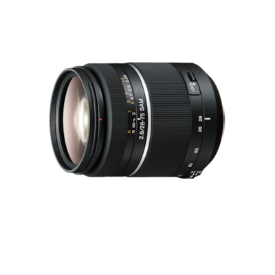 Imagine cu SAM F2,8 de 28–75 mm