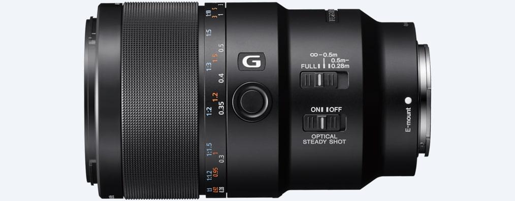 Imagini cu Obiectiv macro G OSS FE F2,8, de 90 mm