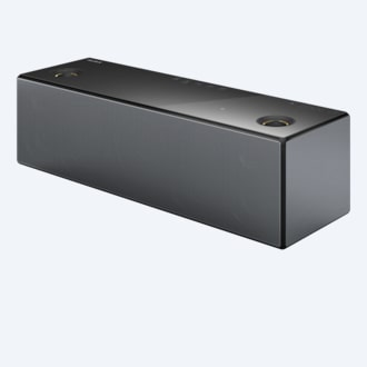 Imagine cu Boxă wireless portabilă cu BLUETOOTH®/Wi-Fi