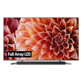 Imagine cu XF90 | Full Array LED | Ultra HD 4K | Interval dinamic ridicat (HDR) | Televizor inteligent (Android TV)